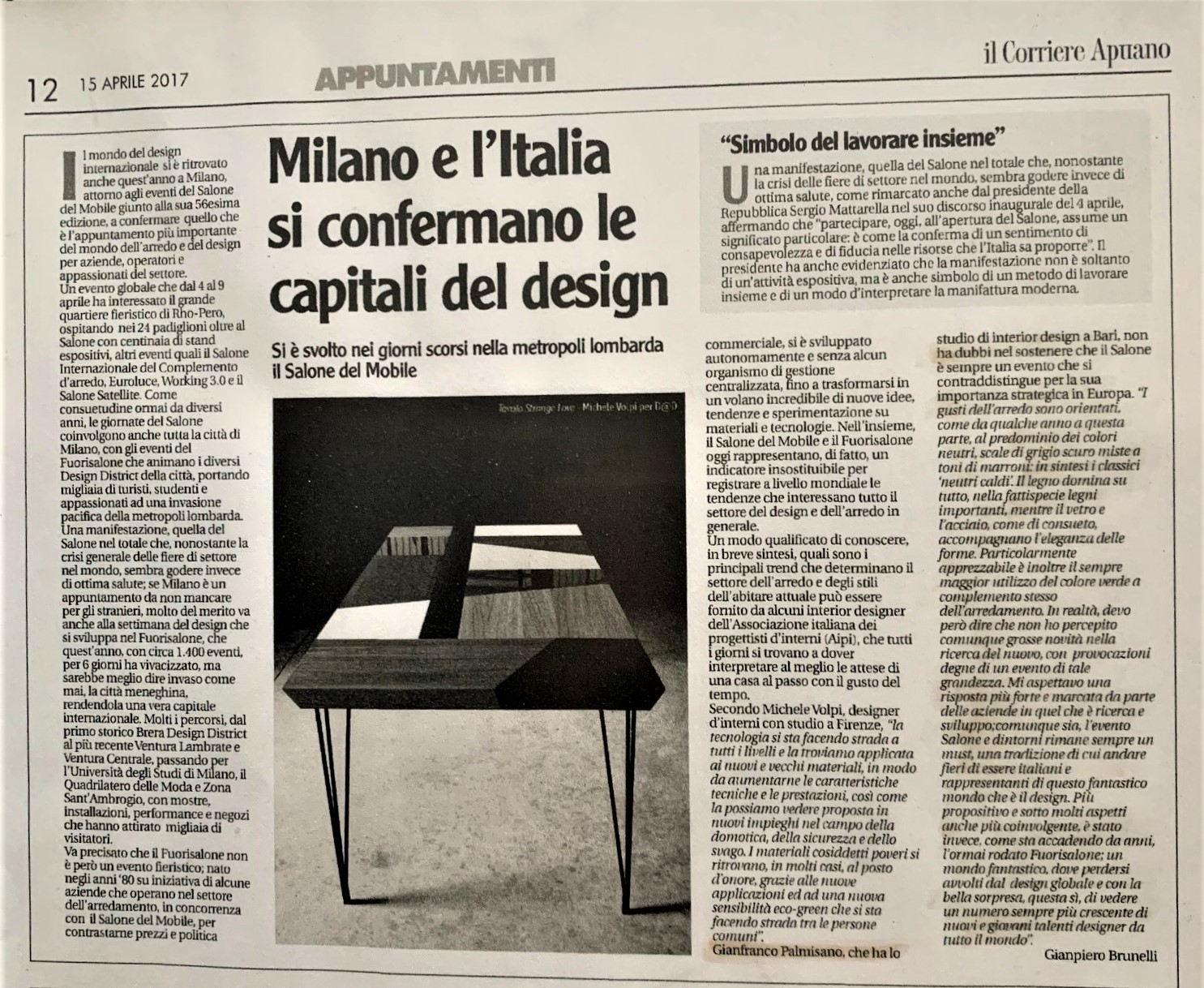 Corriere Apuano